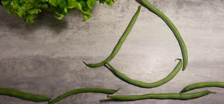 Des légumes plutôt qu'un sandwich
