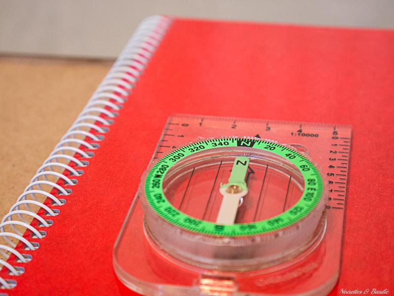 une boussole pour vous accompagner et vous aider à trouver votre chemin vers une alimentation de qualité
