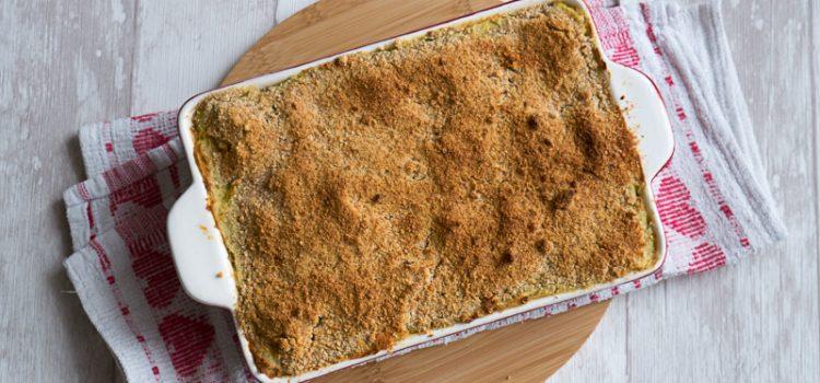 Un beau et bon hachis Parmentier pour changer de la soupe carottes navets poireaux pommes de terre.